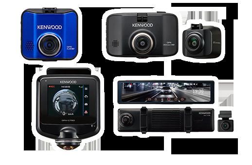 JVCケンウッドストア(公式オンラインストア)でご購入の1カメラ/2カメラ/デジタルルームミラー型ドライブレコーダー